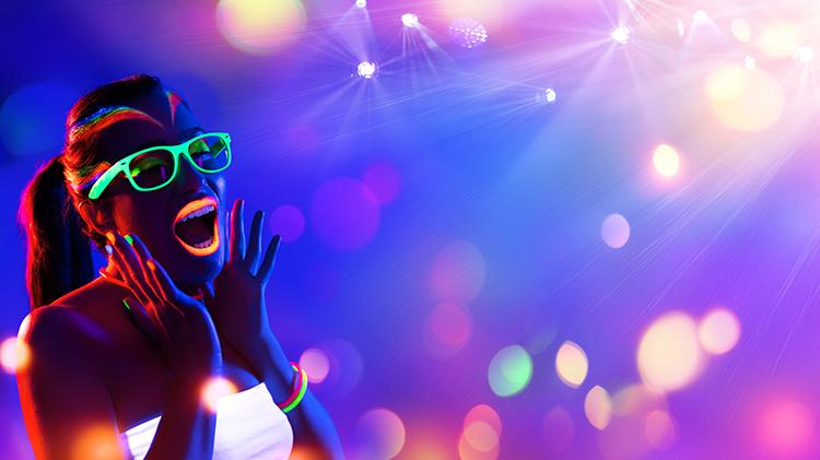 Glow Party with DJ Stan