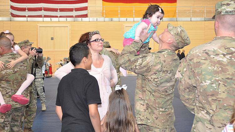 Army Family Team Building Training