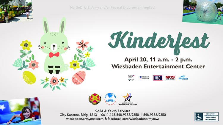 Kinderfest and Egg Hunt