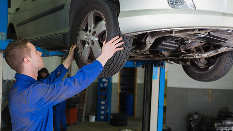 Tire Mounting and Balance Class