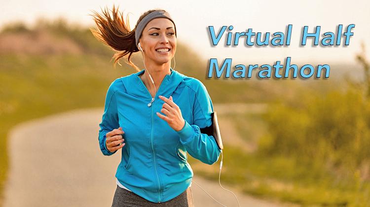 VIRTUAL - Half Marathon