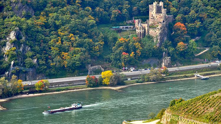 Rhein River Cruise