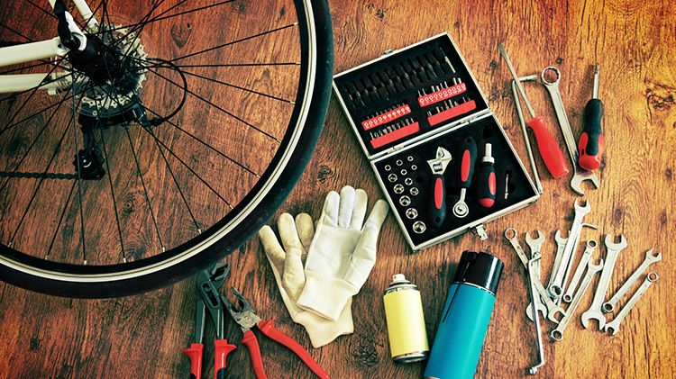 Bicycle Maintenance Class