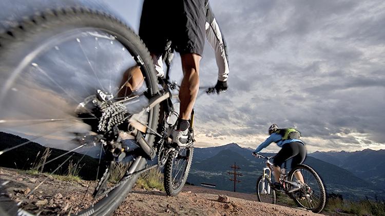 Stromberg Flow Trail Mountain Biking