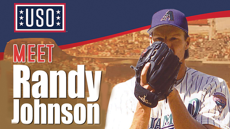 Meet Randy Johnson