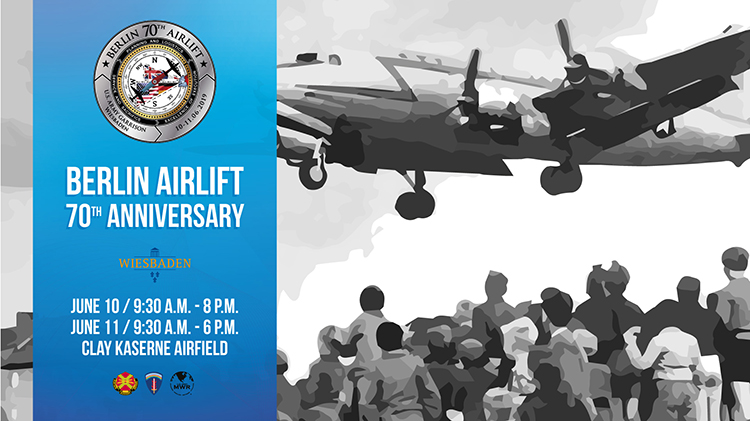 Berlin Airlift 70th Anniversary