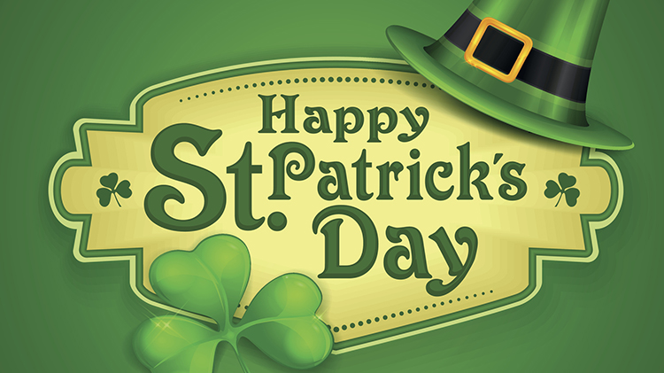 St. Patrick's Month at the Vault