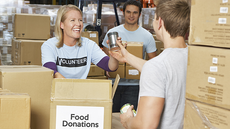 Holiday Food Bank