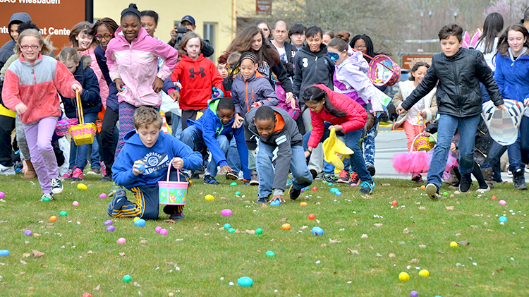Kinderfest and Egg Hunt