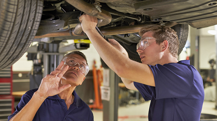 Basic Car Maintenance Class