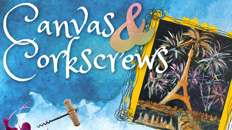 Canvas and Corkscrews