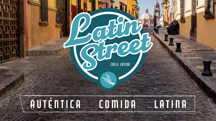 Latin Street Grand Opening