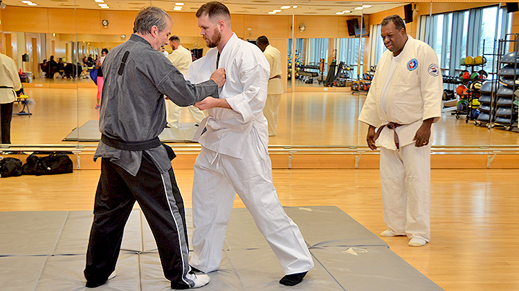 Golden Sage Martial Arts Classes
