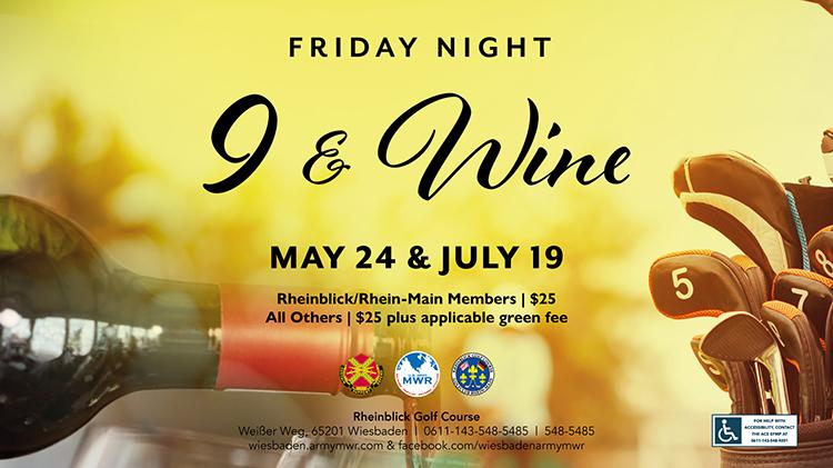 Friday Night Nine and Wine