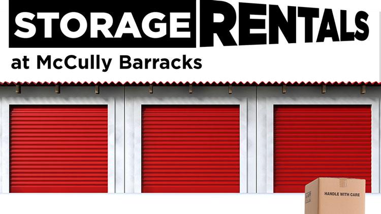 Storage Unit Rental Program