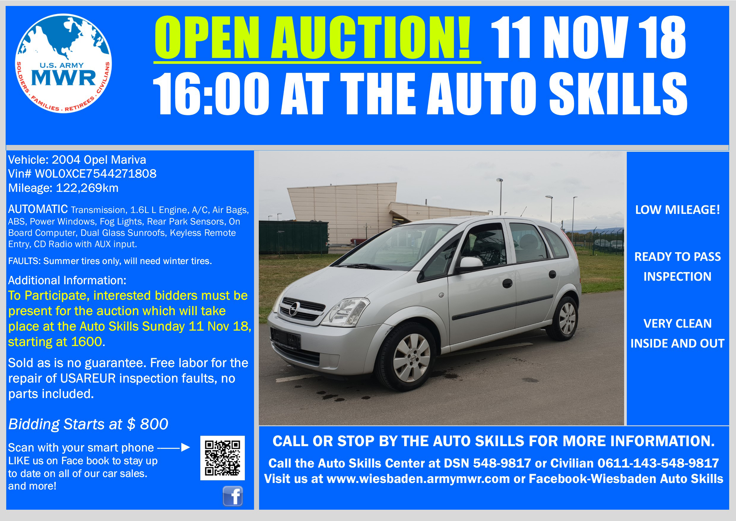 Sale Opel Meriva 11 Nov 18 Open Auction.jpg