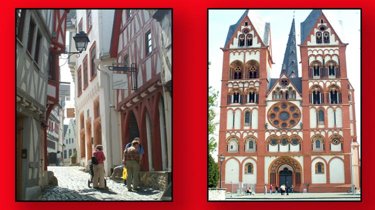 Explore the City of Limburg
