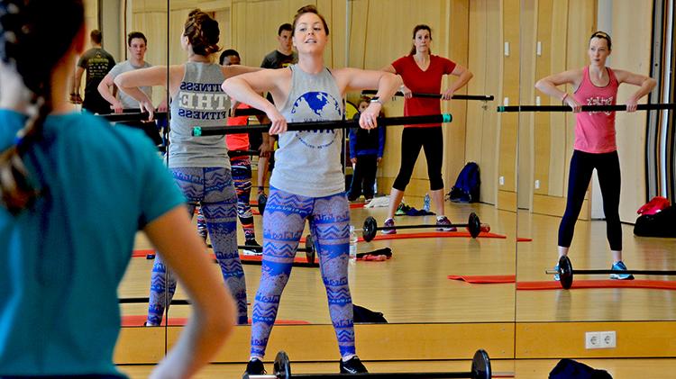 June Fitness Classes