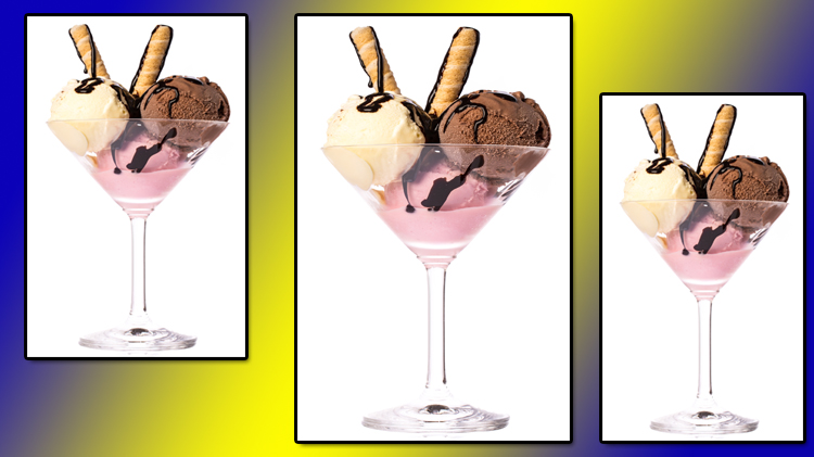 The Vault Ice Cream Treat