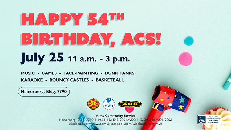 ACS Birthday Bash