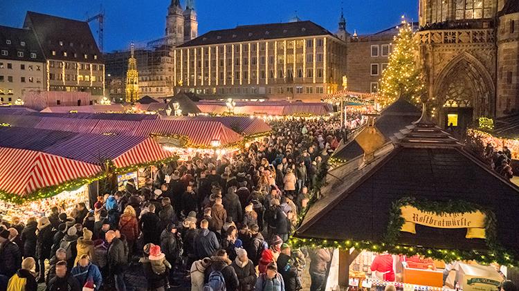 Nuernberg Christmas Market