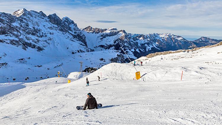 Engelberg, Switzerland, Express Ski Trip