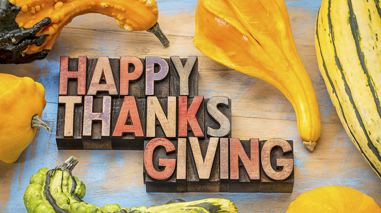 MWR Thanksgiving Holiday Hours