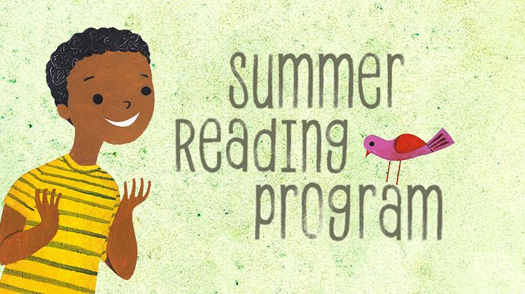 VIRTUAL Summer Reading Program 2020