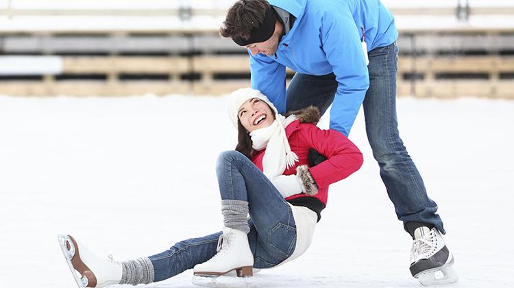 BOSS Ice Skating