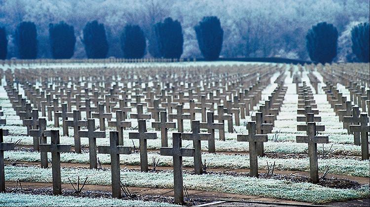 Trip to Verdun, France
