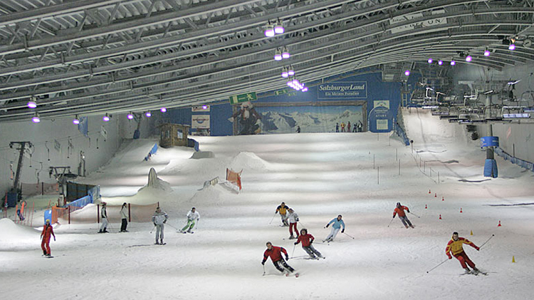 Neuss Ski and Snowboard Express