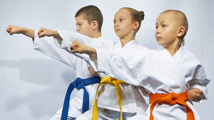 Youth Tae Kwon Do