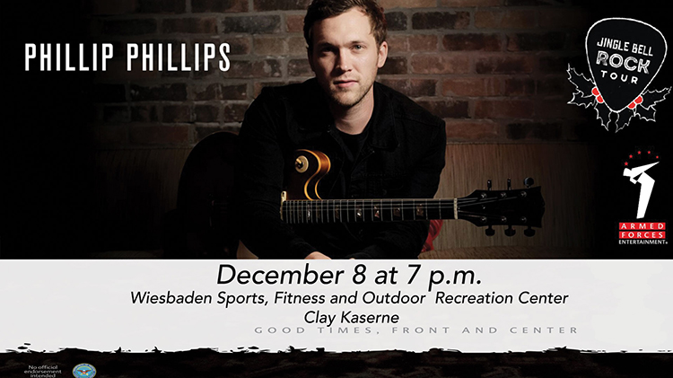 AFE Phillip Phillips Show