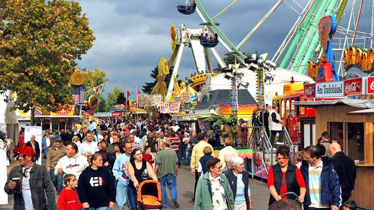 Bad Duerkheim Wine Fest (PENDING APPROVAL)