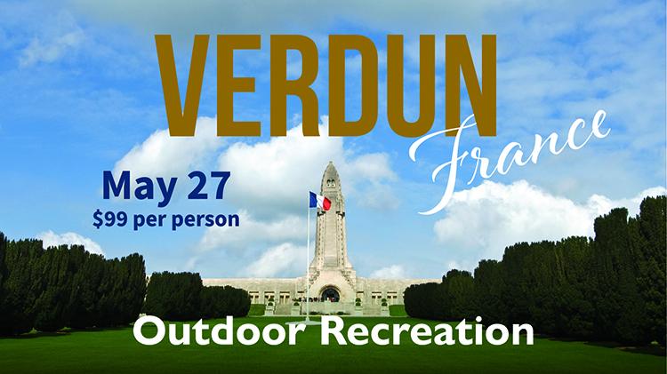 Trip to Verdun