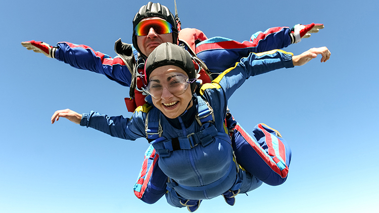 Skydiving (PENDING APPROVAL)