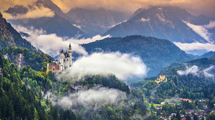 Bavarian Castle Trip