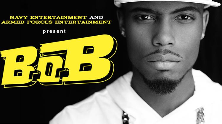 B.o.B. in Concert