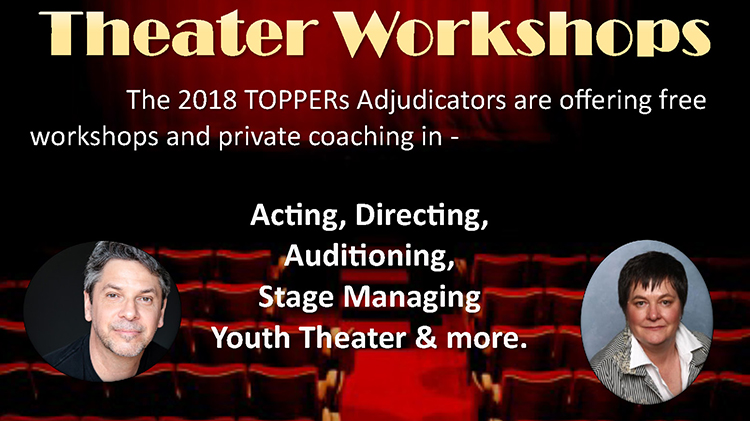 Toppers Theater Workshops
