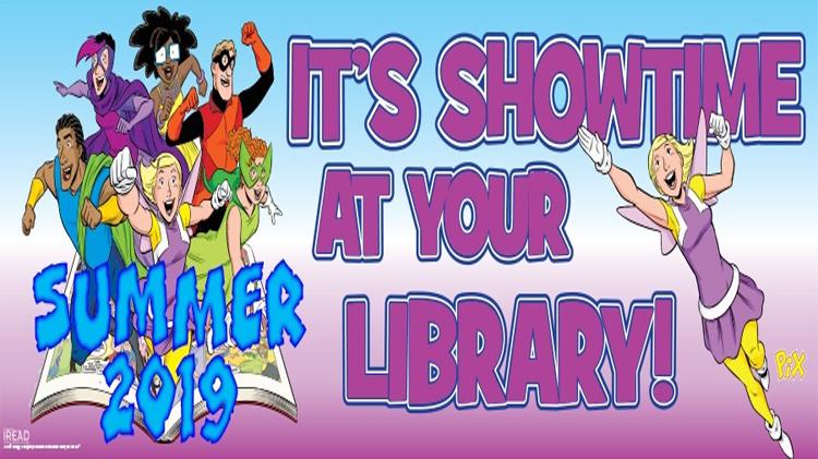 Summer Reading Program 2019