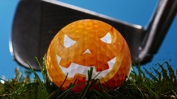 Halloween Scramble and Nightlite Putting Contest