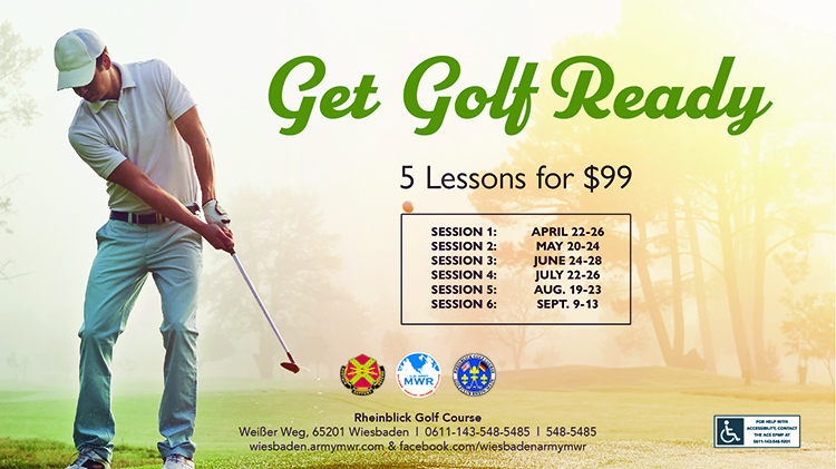 Us Army Mwr View Event Get Golf Ready