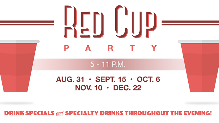 Red Cup Parties