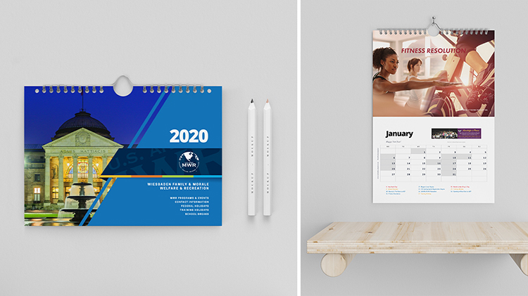 MWR 2020 Calendar