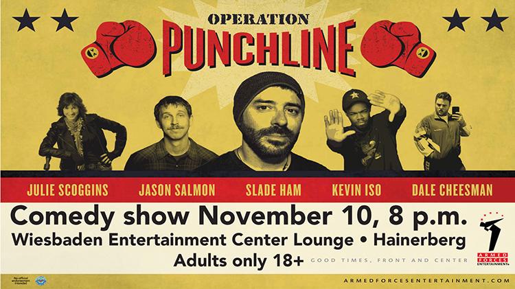 AFE Operation Punchline