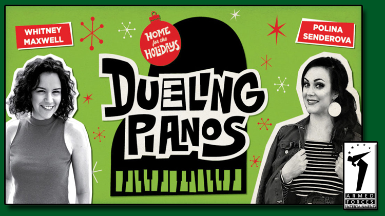 Dueling Pianos Home for the Holidays