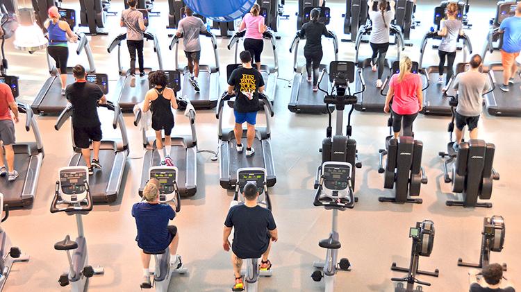 Fitness Customer Appreciation Day
