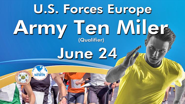 Army 10 Miler Qualifier