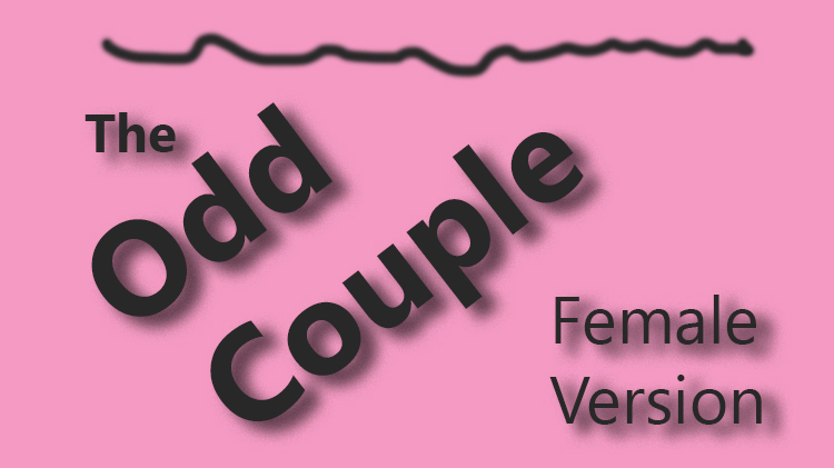 Odd Couple Auditions